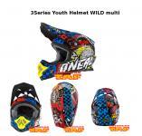 O'Neal 3Series Youth Helmet WILD multi '17