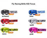 Fly Racing Focus Brille Kids '17