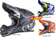 O'Neal 3Series Freerider Helm '18