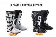 Gaerne G/React Goodyear Stiefel OFFROAD '17