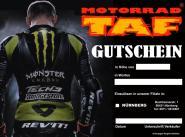 Motorrad TAF Gutschein